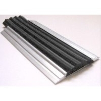 Алюминиевая полоса противоскользящая 45х5х2000 мм