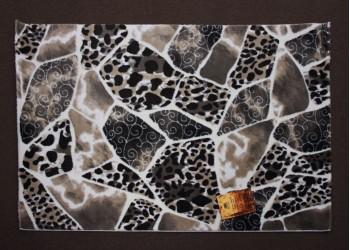 Sahande 9089a Ivory/Brown